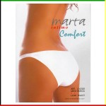 Mini tanga low waist: Marta Intimo Comfort - natural